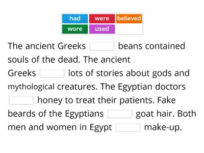 Fun facts about ancient civilizations