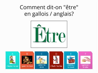 year 9 vocab test unit 2 etre et aller