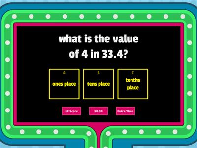 Lesson 1-1 MATHMIGHTY quiz