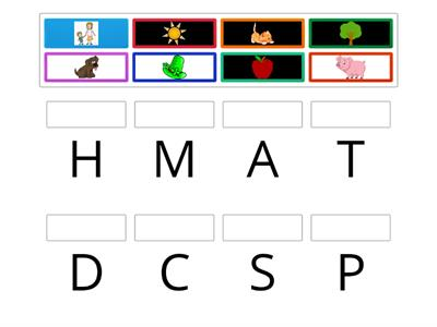 Phonics Match the initial sound