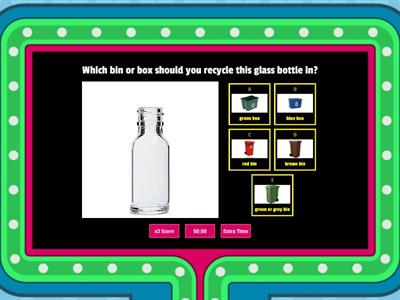 Recycling Quiz