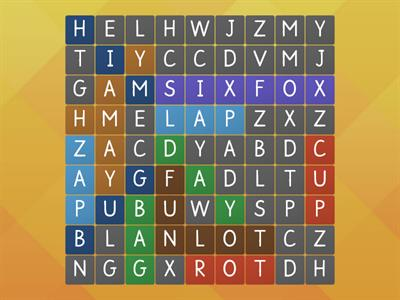sonday wordsearch level 7