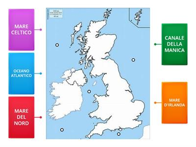 Cartina Fisica Del Regno Unito.Carta Muta Regno Unito Risorse Per L Insegnamento