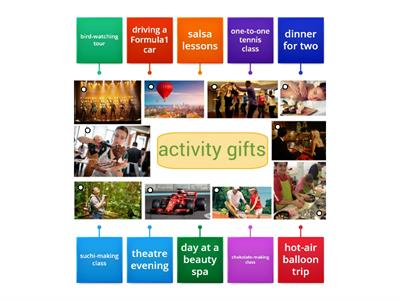 SpO Starter U9 Activity Gifts