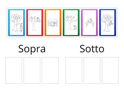 Copy of Sopra/Sotto