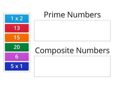 Sorting Prime and Composite Numbers