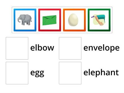 Oxford Phonics Letter Ee