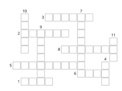 Place Value crossword