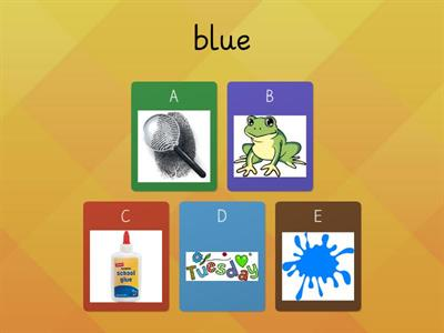 5-7 years old Oxford Phonics 3 Lesson 22 game 2