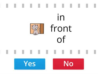 Prepositions (Starters)