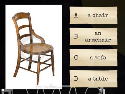 Furniture Quiz