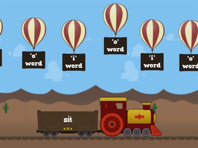 Find the Short Vowel Sounds