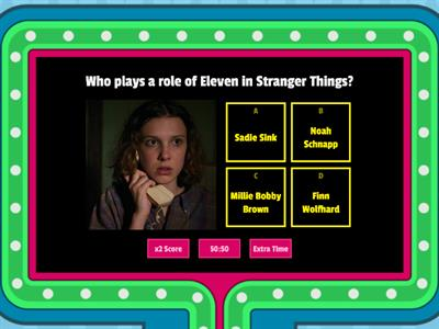 Stranger Things quiz