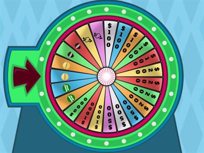 PBC Wheel of Fortune