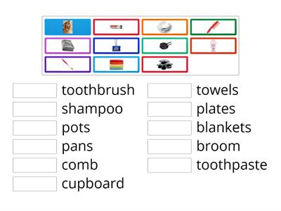 households items