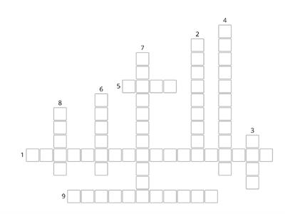 grammar crossword