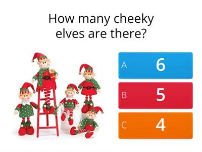 1TR's Great Year 1 Christmas Quiz