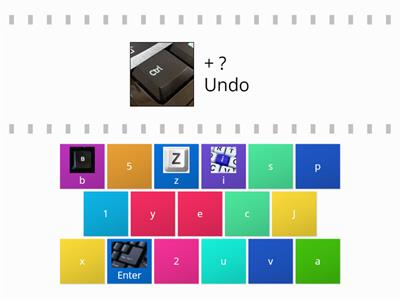 Ctrl +     Shortcut Keys ( M Word)