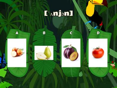 Copy of Fruit and Vegetables-1