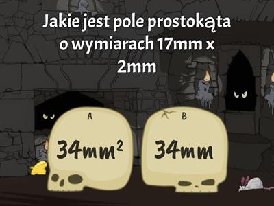 Copy of Pole prostokąta