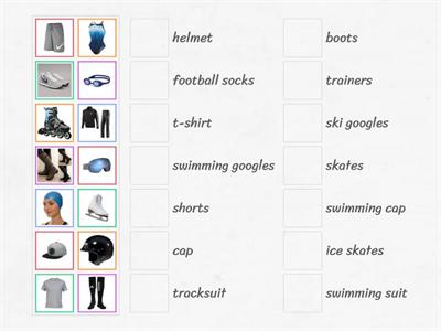 class 4 revision 7 sports kit
