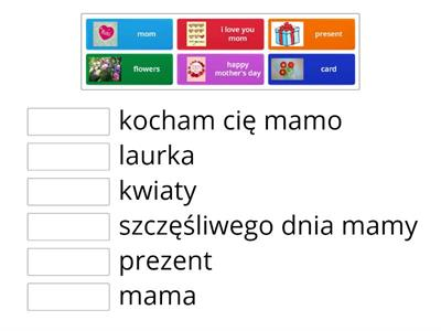 Mother's Day - dzień mamy
