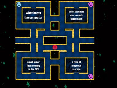 Maze Chase GCSE Unit 6-7 GAME
