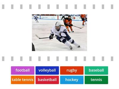 Reverse I Wonder 2.5 - Sports - target vocabulary 2
