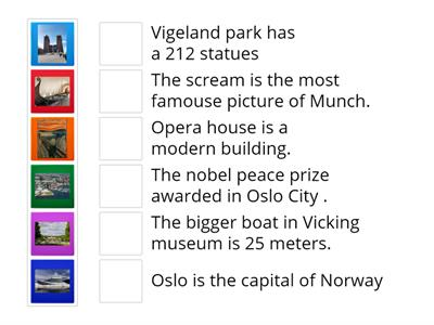 The City of Oslo
