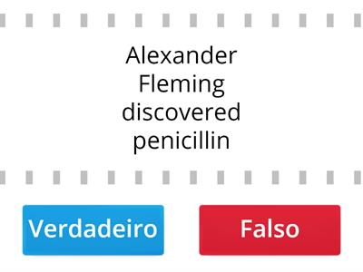 Red 4 Lesson 6 - Alexander Fleming
