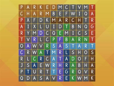 Word Search (ar) shared