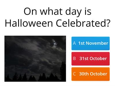 Copy of halloween quiz