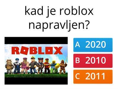 Easy Roblox Quiz Roblox Teaching Resources