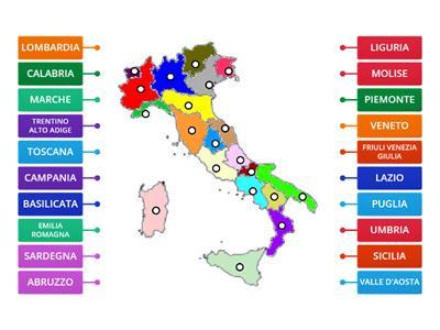 Italia Politica Cartina Muta.Italia Carta Muta Risorse Per L Insegnamento