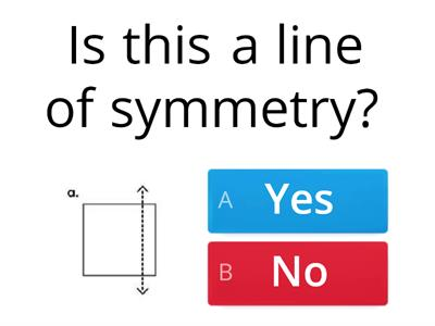 Year 2 Symmetry (edited version of an activity already on here)