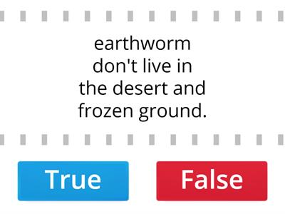 Earthworms Facts