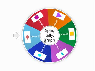 Shape Spin 2D Shapes