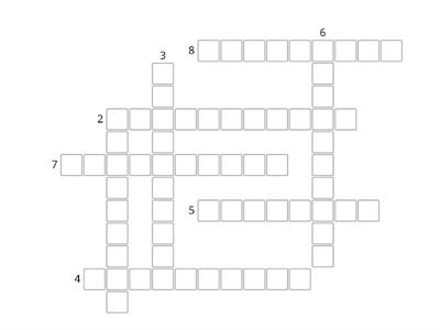 List 2 Crossword