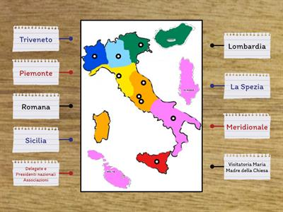 Cartina Italia Nel 400.La Cartina Italia Risorse Per L Insegnamento