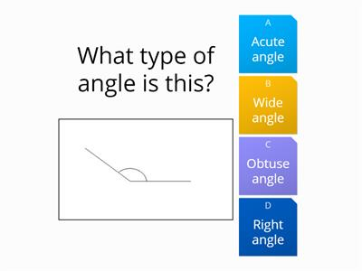 Shape and Angles Quiz