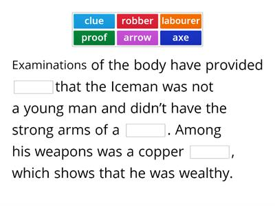 WW3_Crime-related vocabulary_U10L2