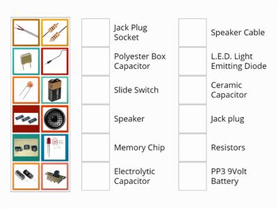 Match up Electronic Components Latest
