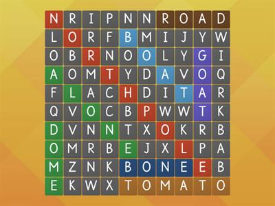 oa ow oe wordsearch