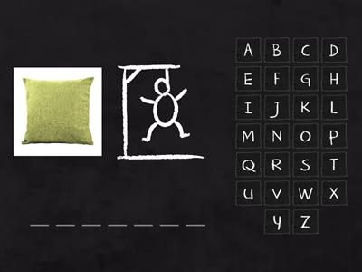 Choose the correct alphabets.