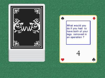 Spotlight 8 Unit 8с What would you do if Random Cards