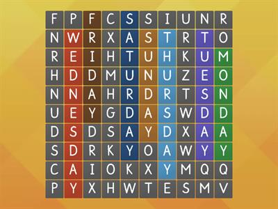 days of the week search