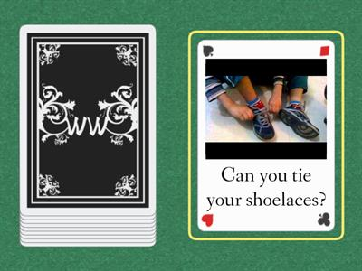 Can you...? (cartas)