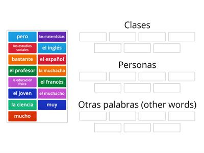 Asi se Dice Chapter 1 Vocab 2