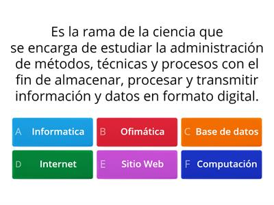 DIAGNOSTICO DE BASE DE DATOS SIMPLES.