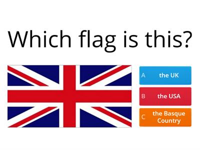 Unit 1A flags and countries